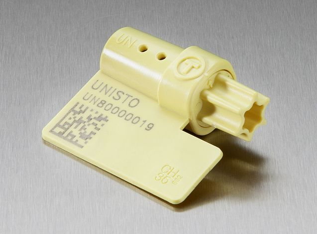 Unisto is listed as manufacturer of certified tachograph seals according to the standard EN 16882